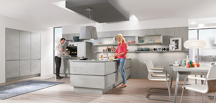 Nobilia RIVA 892 Kitchen