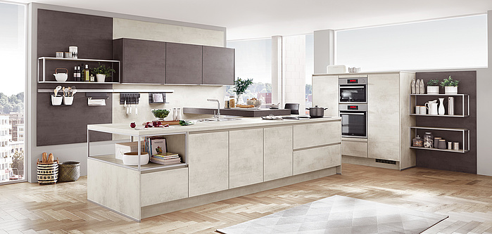 Nobilia RIVA 891 Kitchen