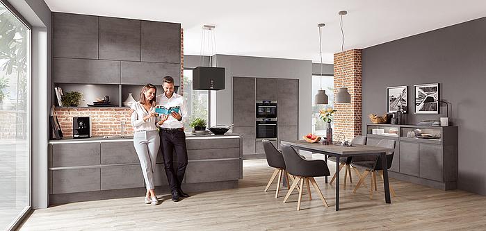 Nobilia Riva 889 Kitchen