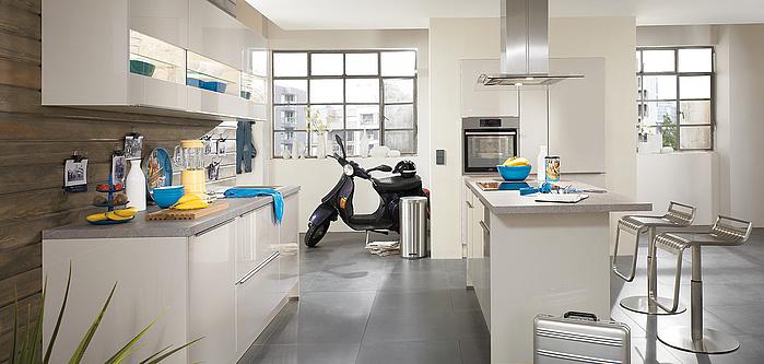 Nobilia Lux 838 Kitchen