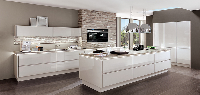 Nobilia Lux 819 Kitchen