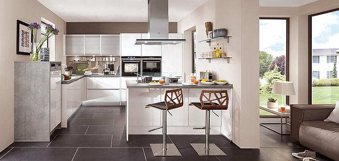 Nobilia Lux 814 Kitchen
