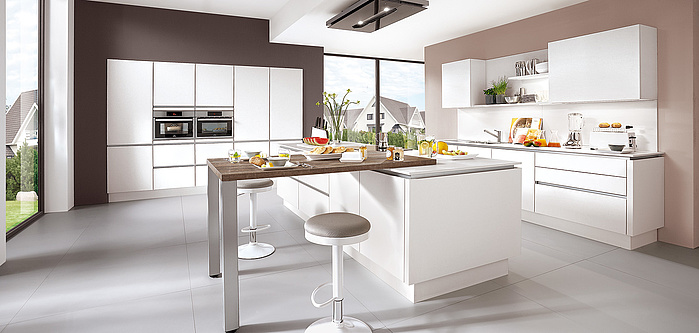 Nobilia Laser 427 Kitchen