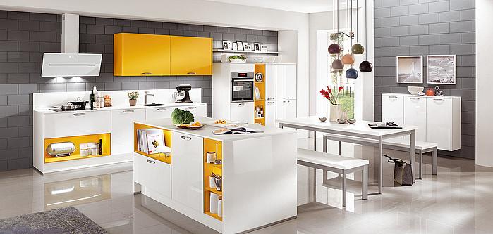 Nobilia Focus 470 Kitchen