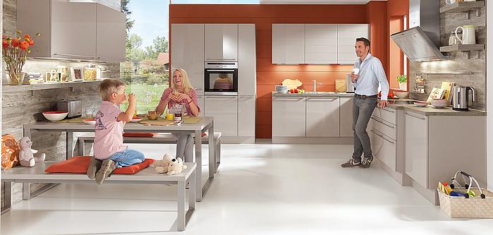 Nobilia Focus 467 Kitchen