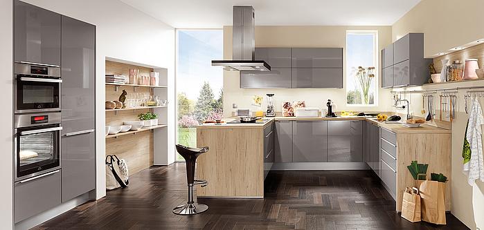 Nobilia Focus 465 Kitchen