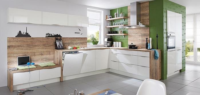 Nobilia Focus 460 Kitchen