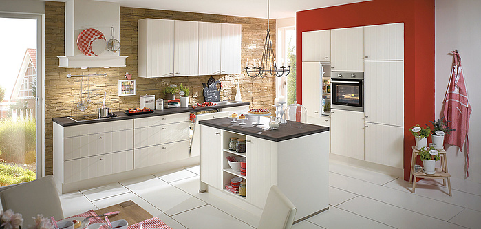 Nobilia Flair 424 Kitchen