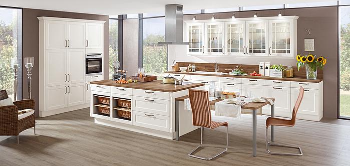 Nobilia Chalet 885 Kitchen