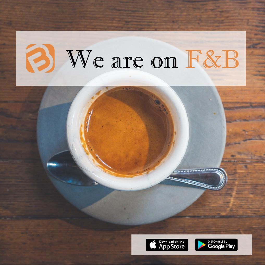 F&B Personale bar e ristorante/sala