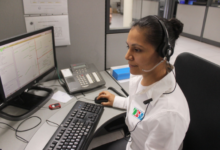 Image of a dispatcher/operator