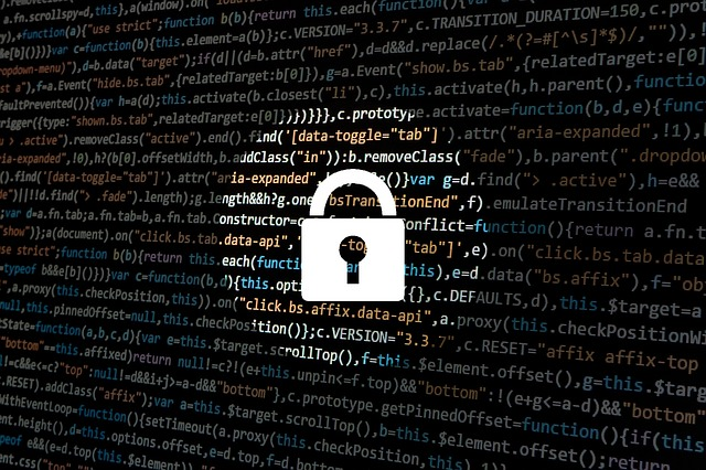 Cyber Security - Lock & Code Image