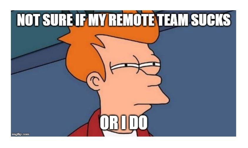Remote teams guide with Fuel