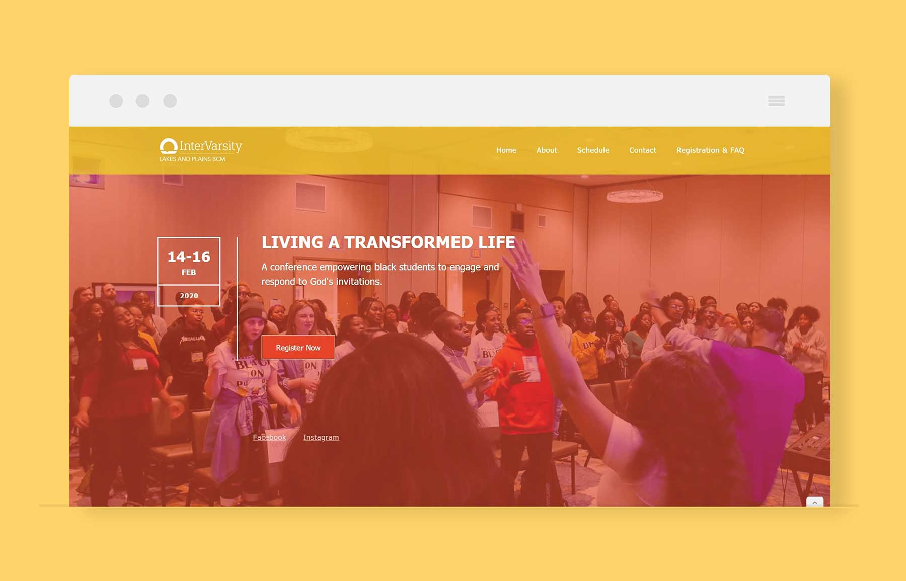 InterVarsity website image