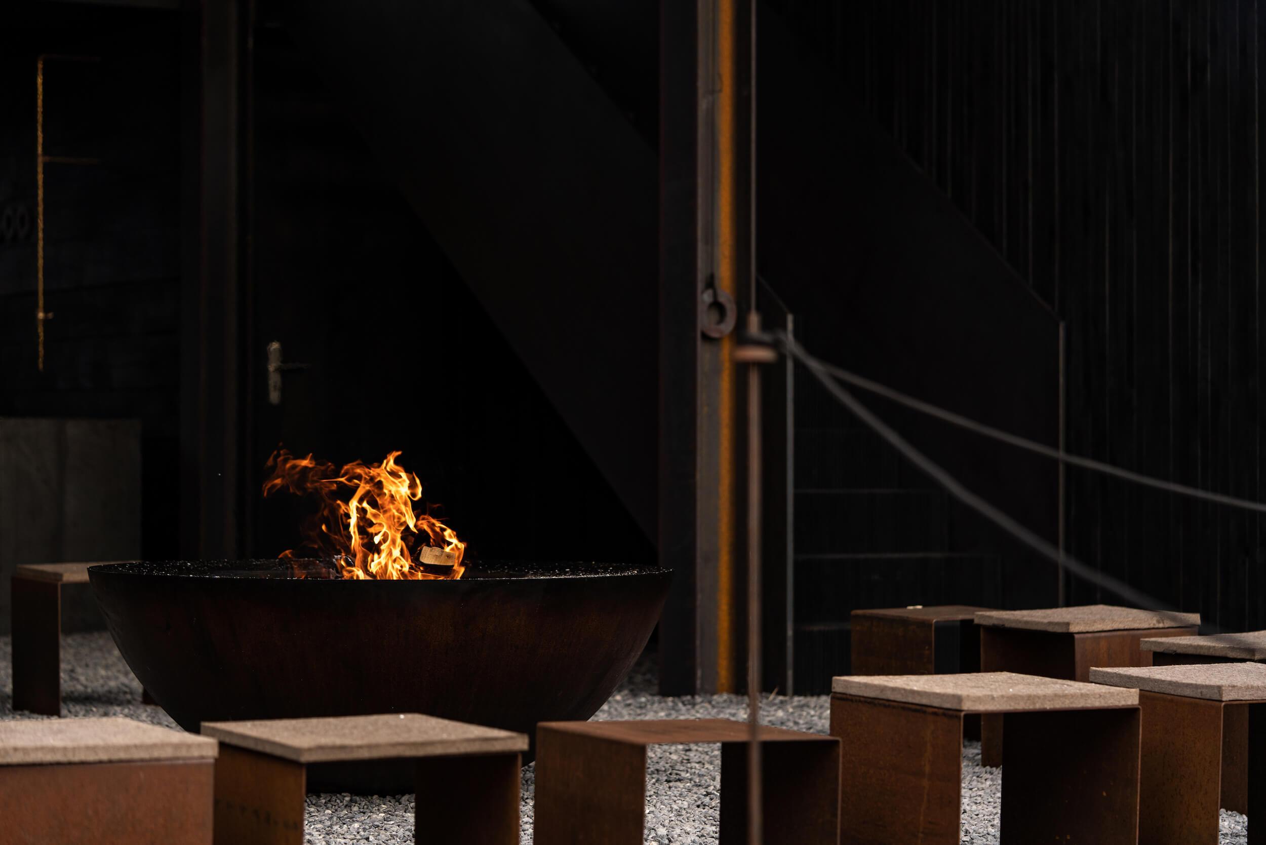 Feuerring das Original – Atelier Eröffnung 2019