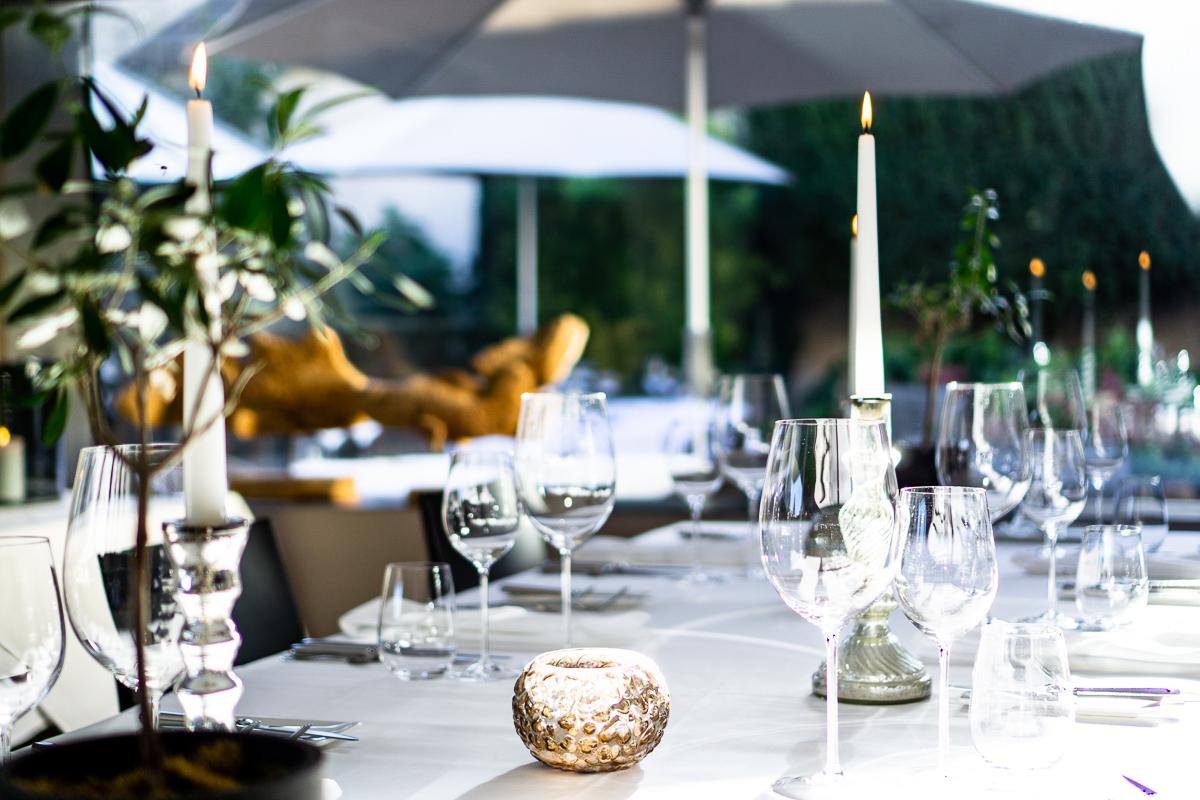 Restaurant Fotografie Sterne-Ambiente