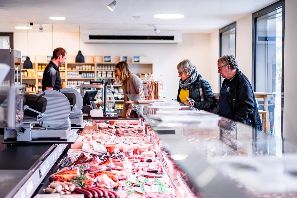 Shop-Fotografie für Bio-Metzgerei