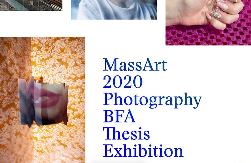 MassArt 2020 Photography BFA Thesis Exhibition