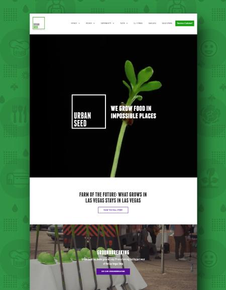SUM Creative Group Urban Seed