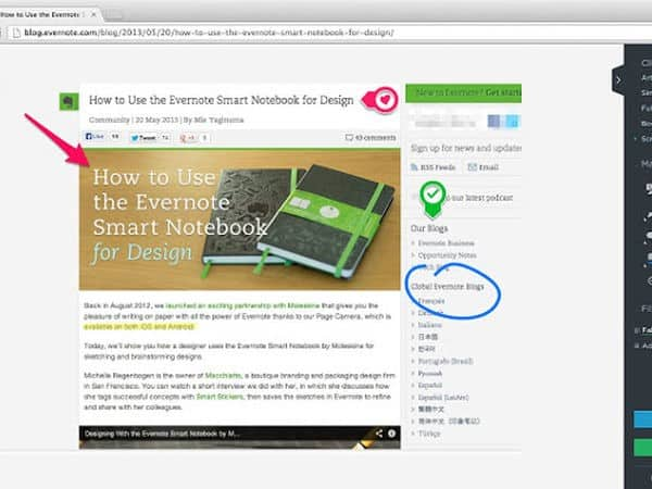 evernote webclipper