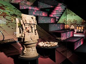 Exposición Mayas