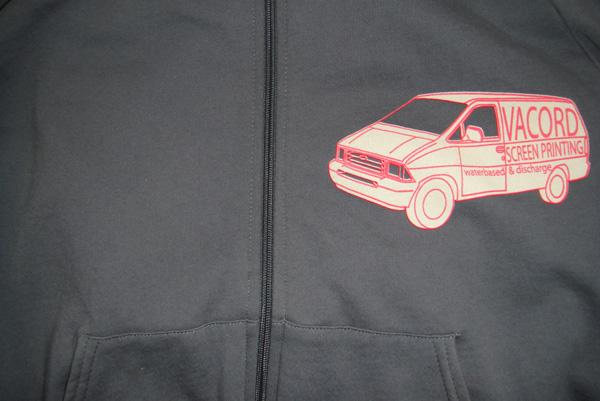 American apparel custom printing