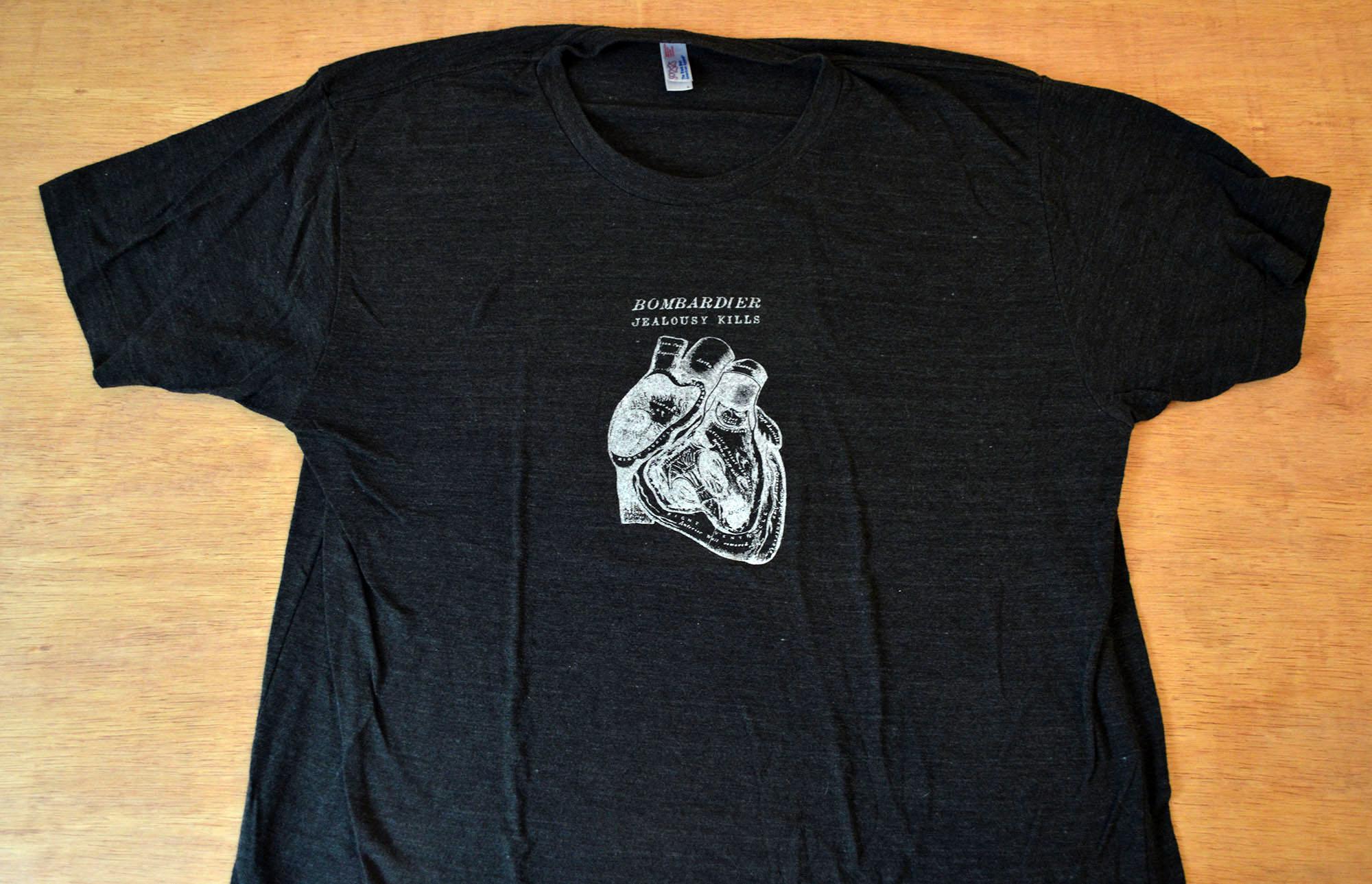 American apparel t shirt printing