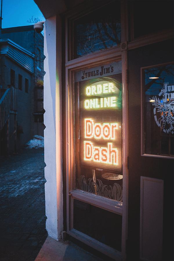 Door Dash rates