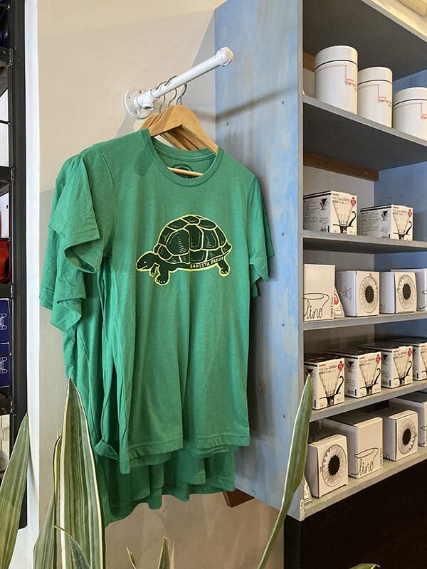 Coffee shop shirts