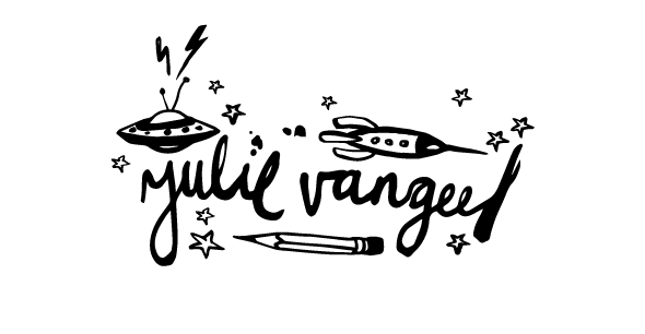 Julie Vangeel - Illustratrice en graficus