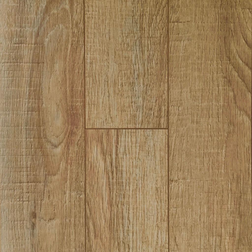 Luxflor 12mm Embossed Natural Oak Flooring