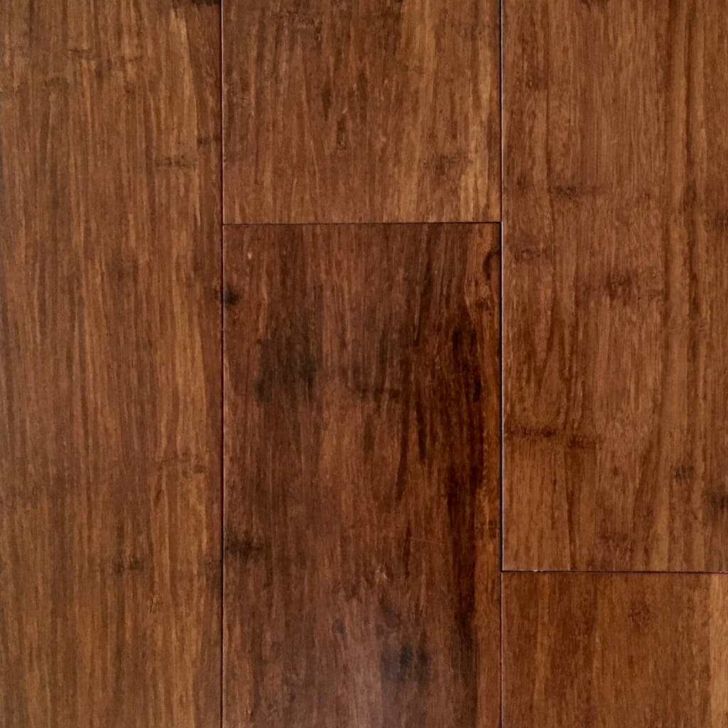 Greena 14mm Dark Coffee Flooring