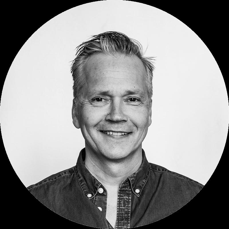 Bilde av Nicolay Jernberg – Daglig leder i Komité.