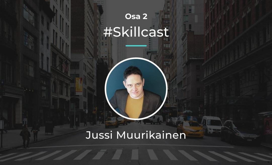 Jussi Muurikainen keskustelee uusimmassa podcastissamme Startupien rahoituksesta