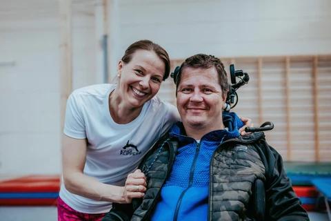 Sanna ja Jari Mönkönen GOS Online Coaching