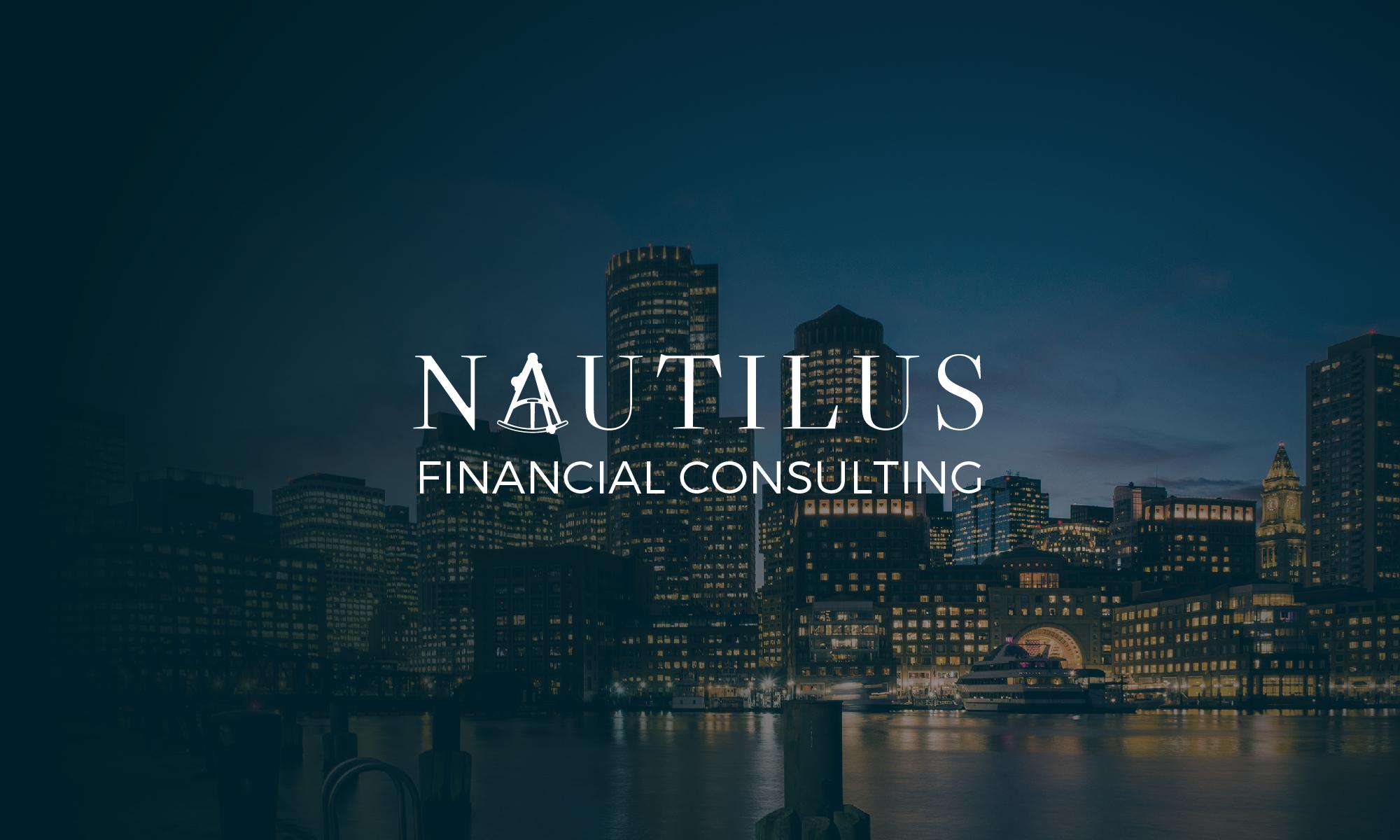 Nautilus Financial Consulting Main Logo Banner