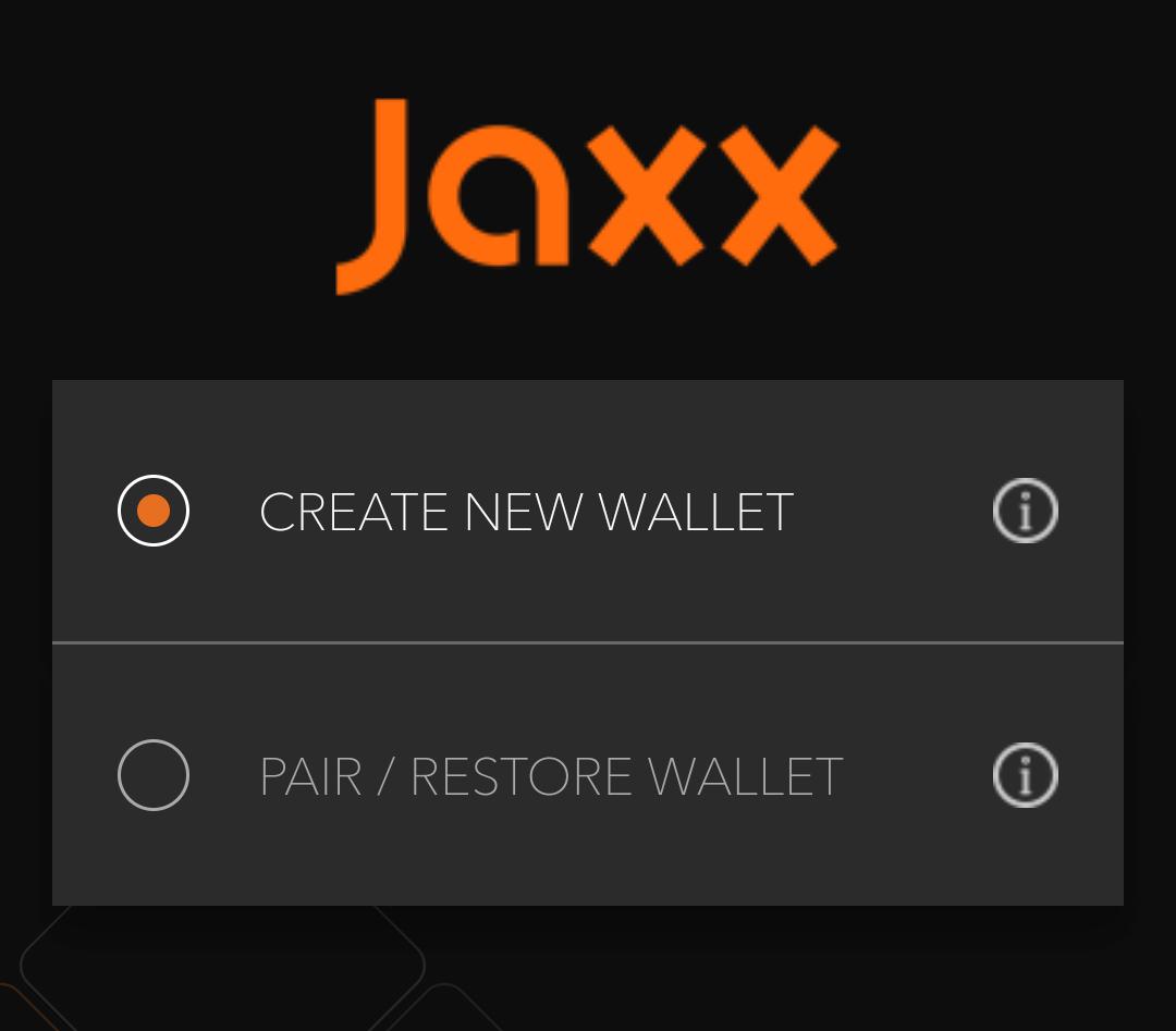 Instalando a Jaxx