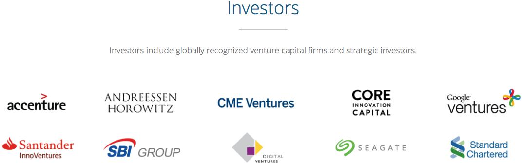 Investidores Ripple