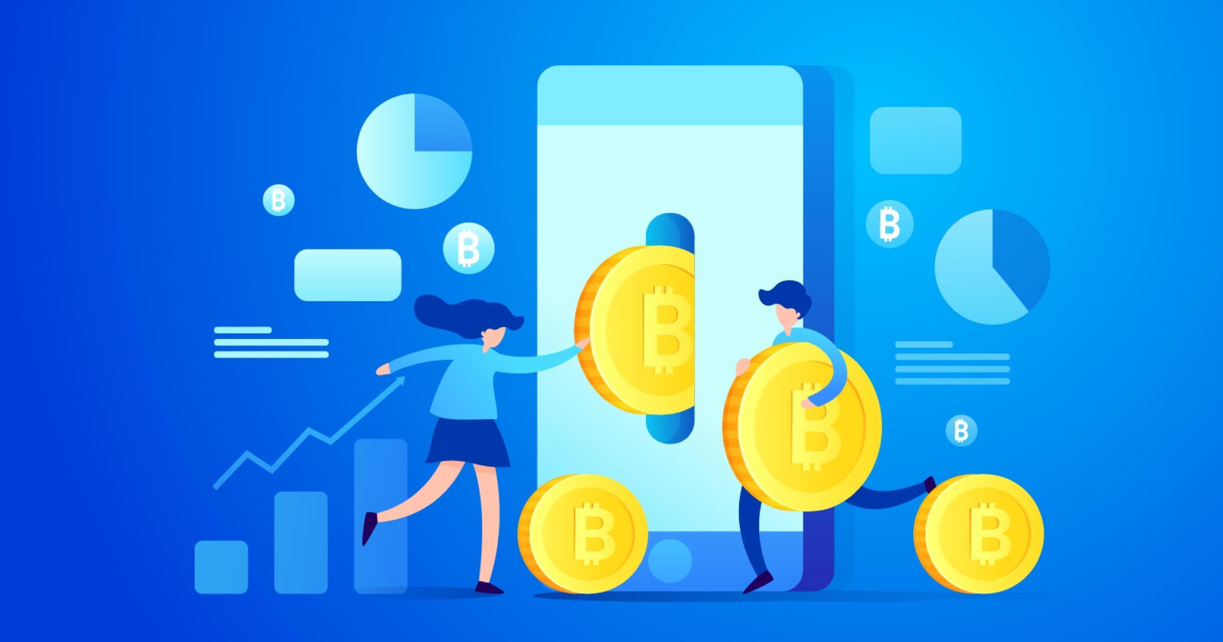3 passos para começar a investir em Bitcoin
