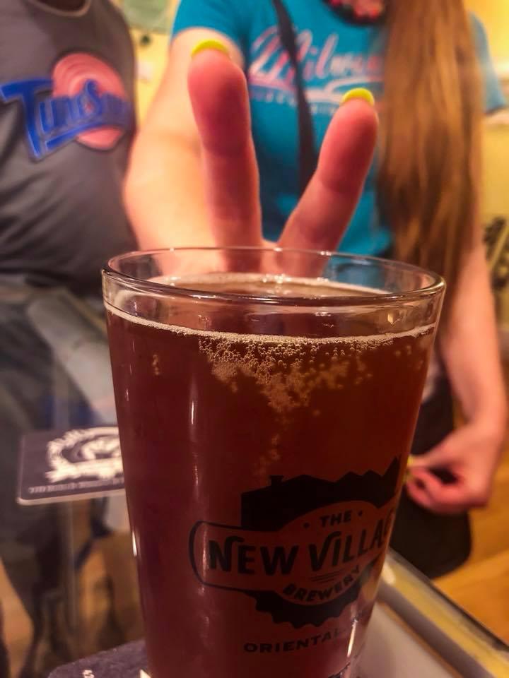 Farmhouse Brown Ale