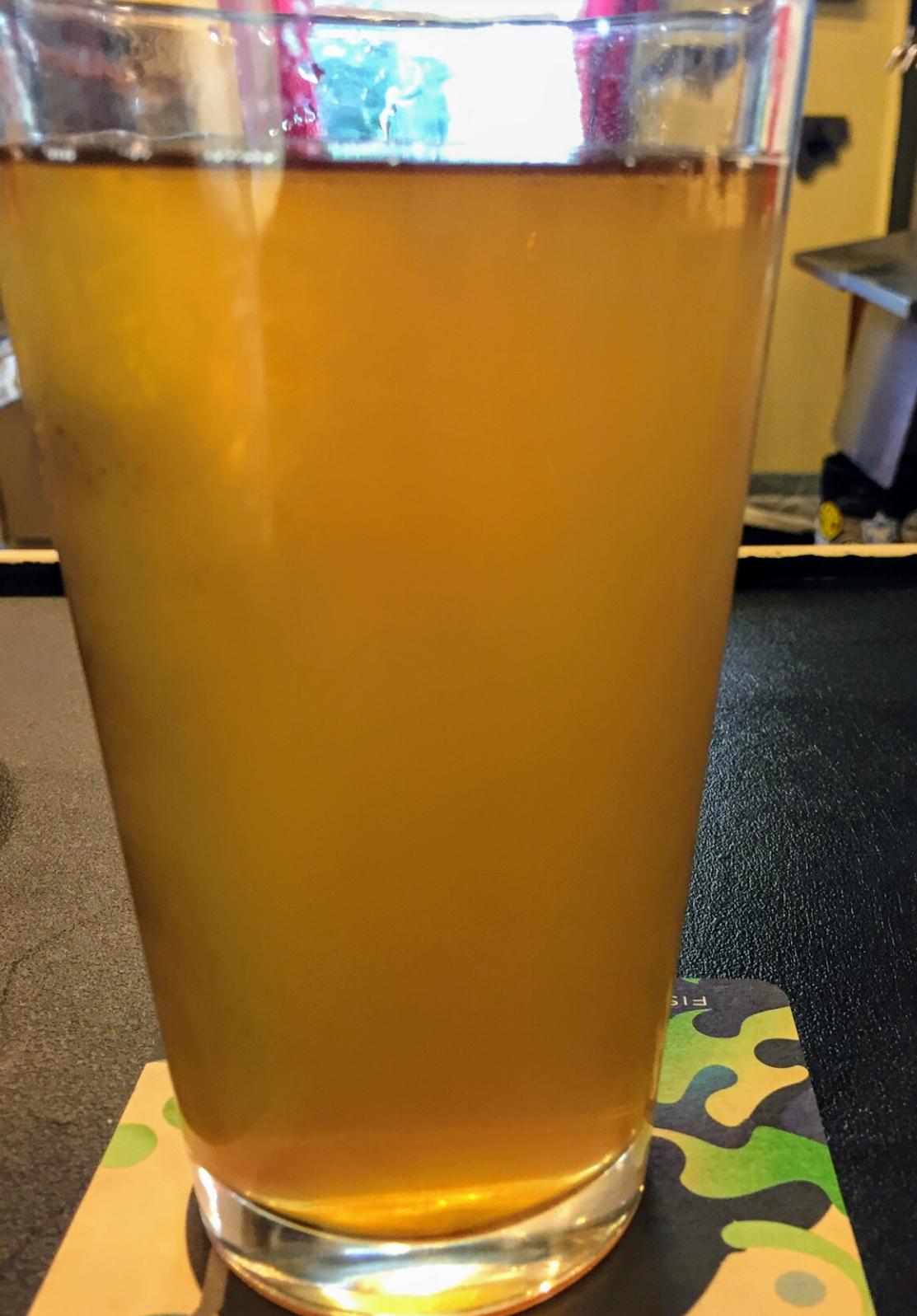 Brewster's Bounty White Ale