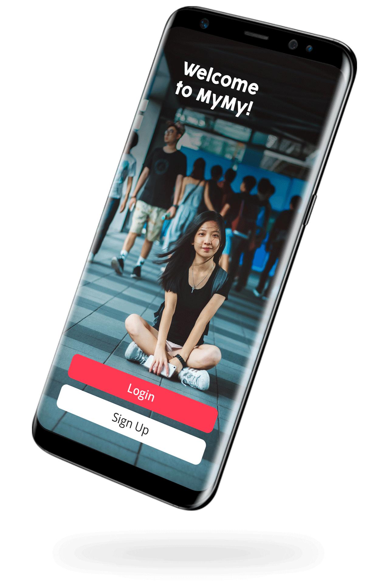 MyMy Phone App