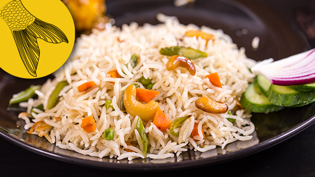 Bengali Vegetable Fried Rice
