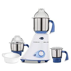 Blue leaf mixer grinder