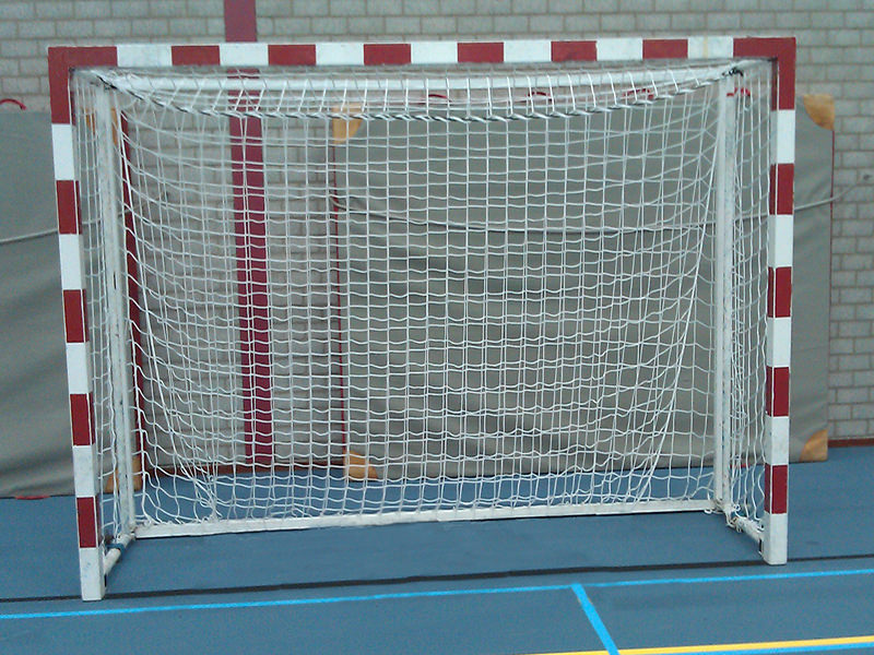 Filet de but handball 3,1x2x1x1 m
