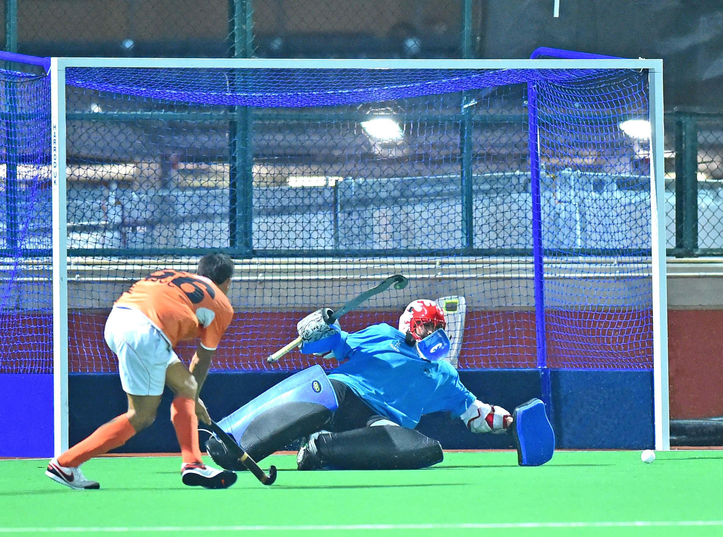 FiletdeHockey 3,66x1,7x0,9x1,2 m