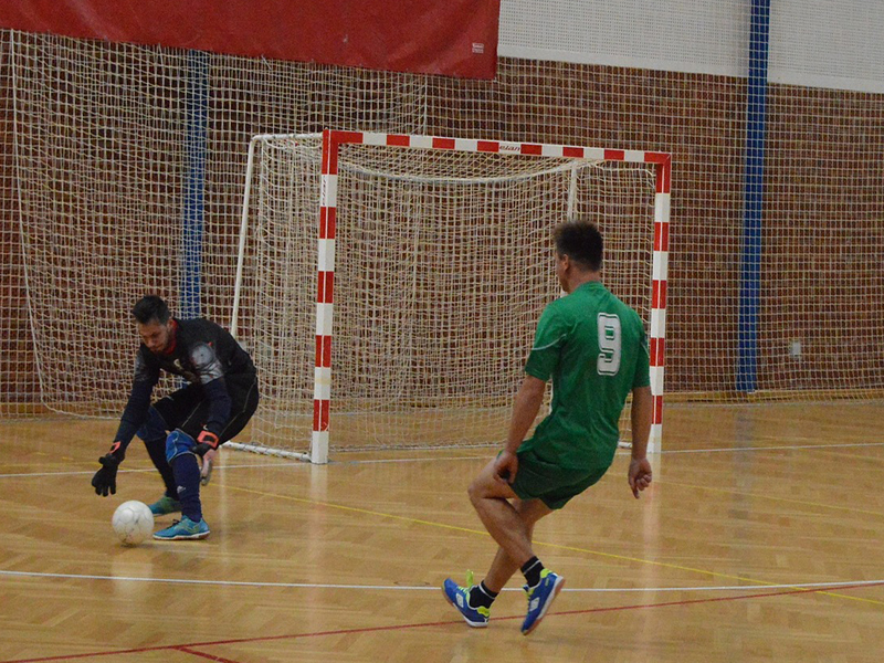 Filet de but futsal 3x2x0,9x0,9 m