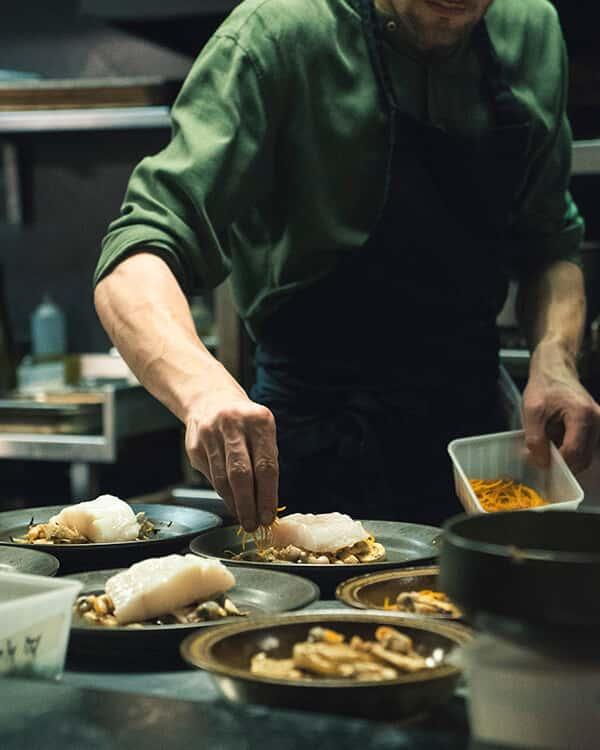 Photo culinaire par Thomas Bosc