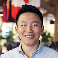 Reap's co-founder, Daren Guo - image