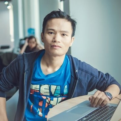 Reap's software engineer, John Pham - image